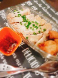 海南鶏飯(カオマンガイ)