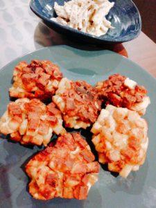 鶏ムネ肉のヘルシー唐揚げ