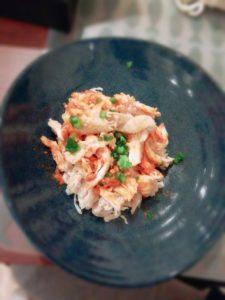 サムジャン&鶏ムネ肉