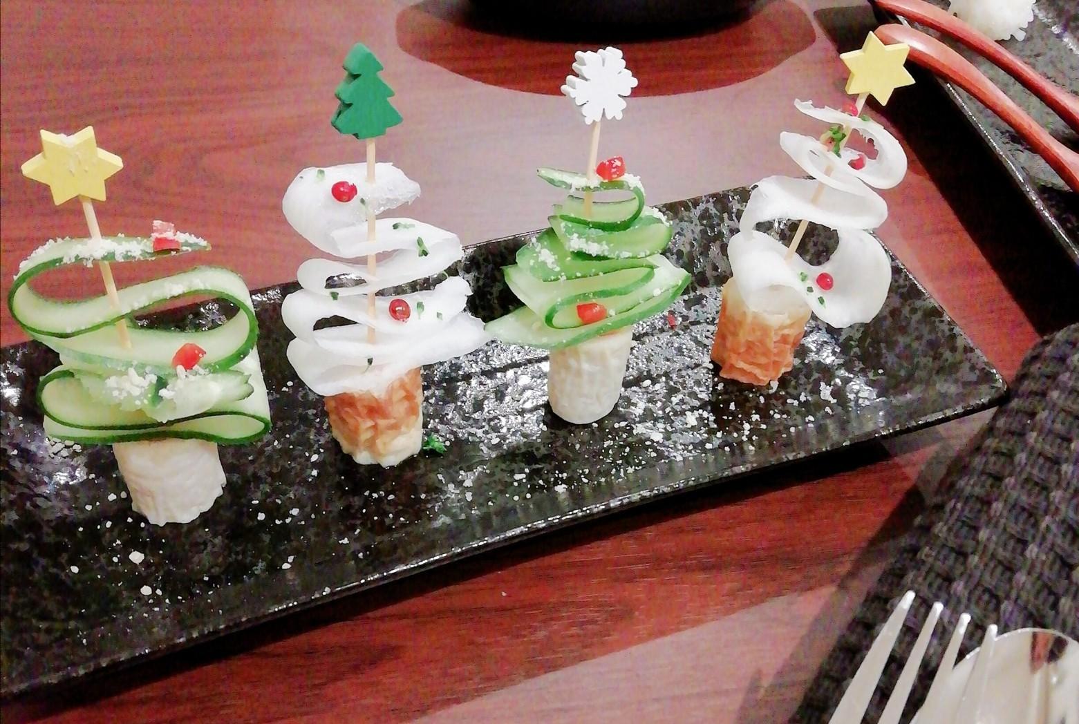 スペイン風クリスマスディナー