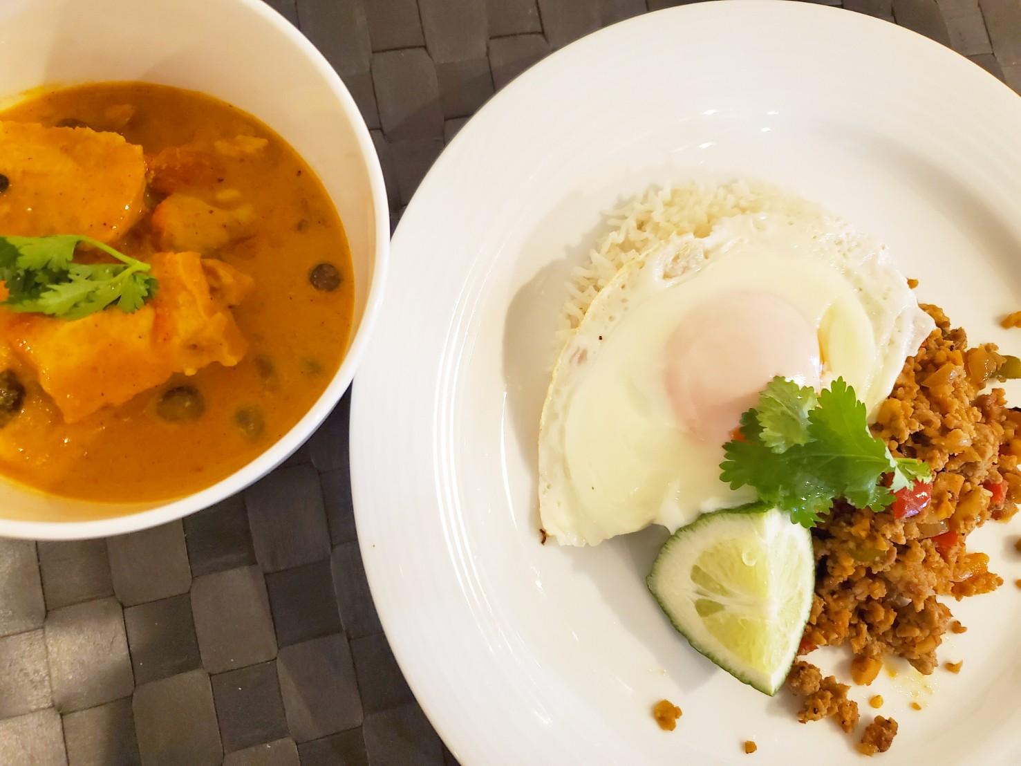 ホムパ、タイ料理バージョン