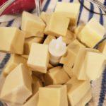 高野豆腐で作るキーマカレー