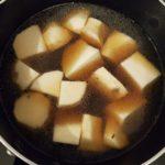 基本の里芋の煮っ転がし