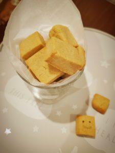 ザクザク♪米粉のクッキー(*´ω`*)