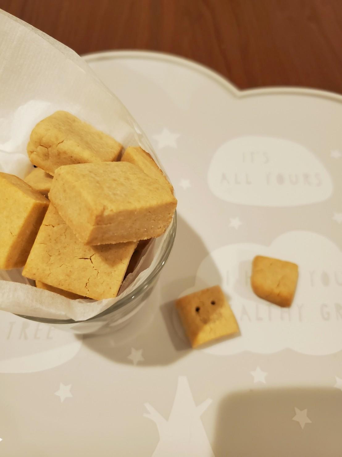 サクサク米粉のクッキー(*´ω`*)