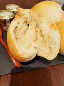 1時間でスピードみるくパン