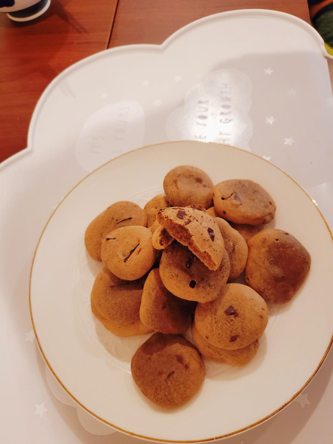 しっとり❤️カントリーマーム風ソフトクッキー