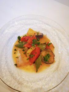 夏野菜ごろごろ!ビネガーdeさっぱりマリネ。