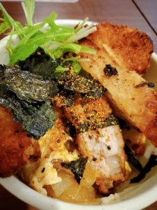 激ウマ!半熟たまごのカツ丼