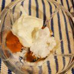 クリチ不要!かぼちゃのチーズケーキ