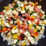 野菜たっぷり🍆ラタトゥイユ