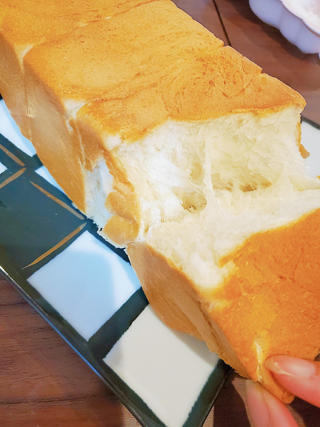 自宅で高級生食パン