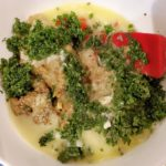 ギリシャ風、焼きなすディップ