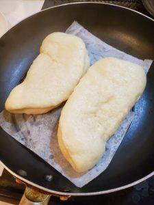 中華蒸しパン。マントウ。