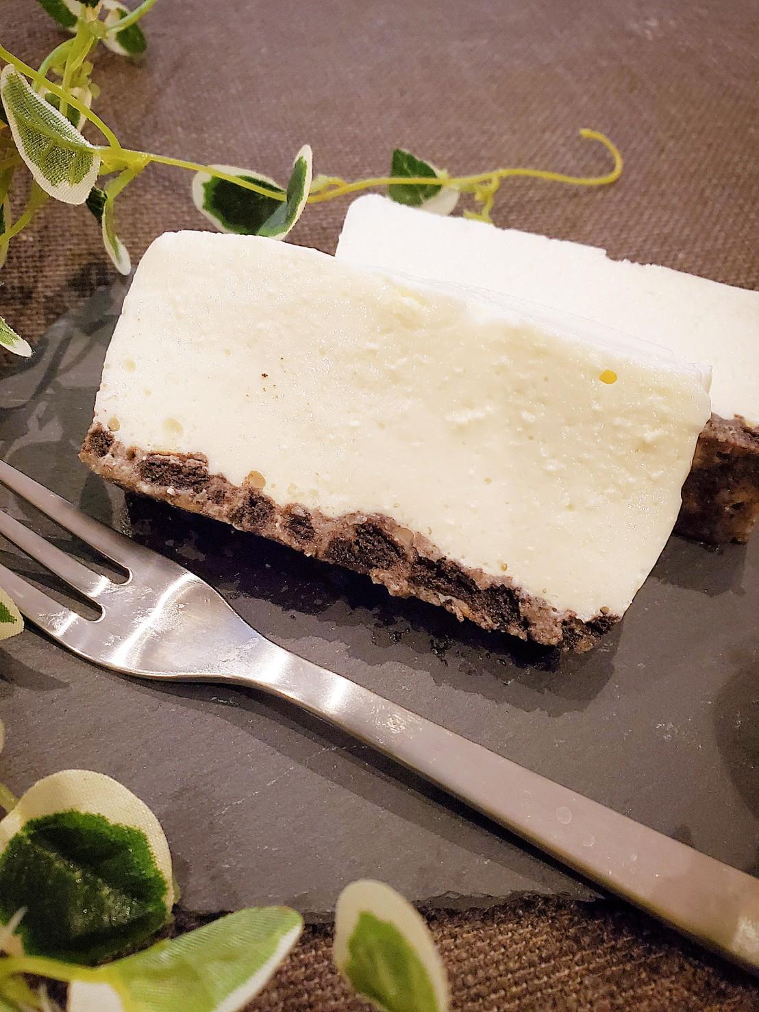 クリチ不要!濃厚チーズケーキ