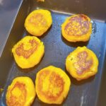 レンチンで時短!かぼちゃ餅